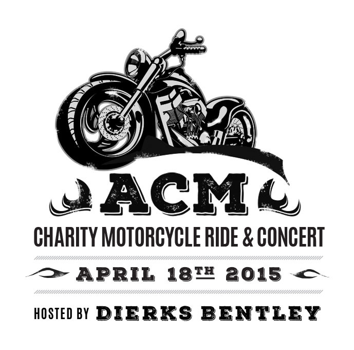 ACM CHARITY MOTORCYCLE RIDE & CONCERT